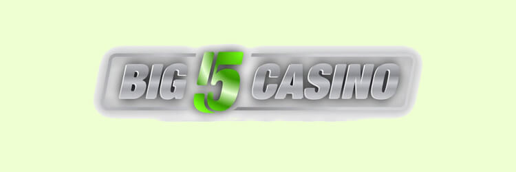 Big5Casino: €5 No Deposit Bonus