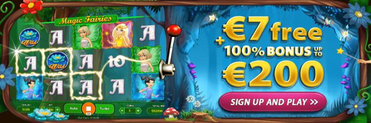 Winorama Casino: €/$7 No Deposit Bonus