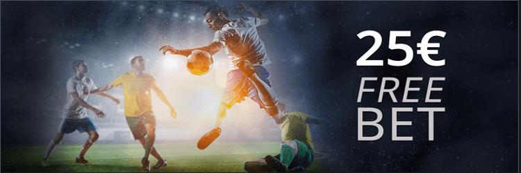 1BEt Casino: Sports Welcome Bonus: 100% up to 100€