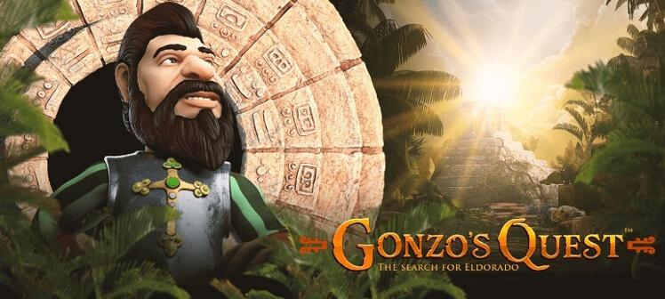 Gonzos Quest free spins 2021